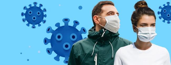 COVID-19 (koronavirus) - zaštitne maske i oprema za maske